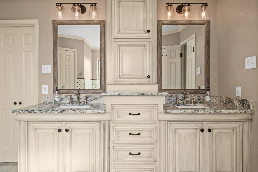 Adam Heath Construction - Bathroom Remodel Waco, Texas