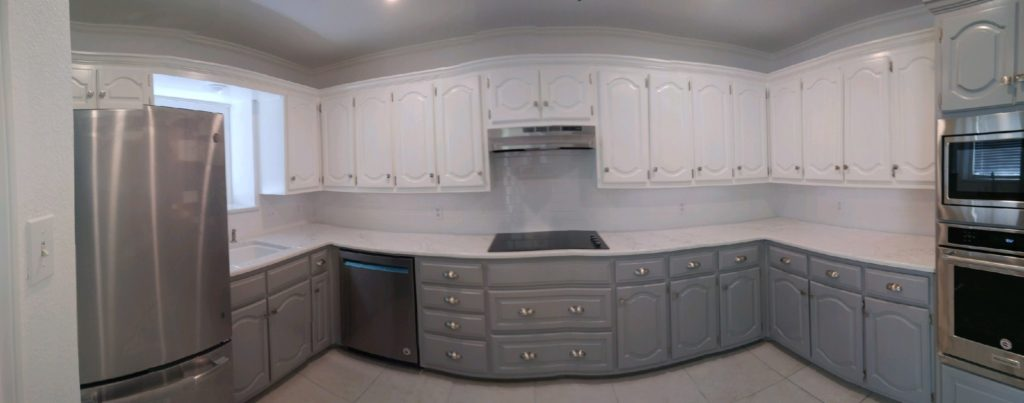 Kitchen Remodel - Adam Heath Construction, Waco, Texas
