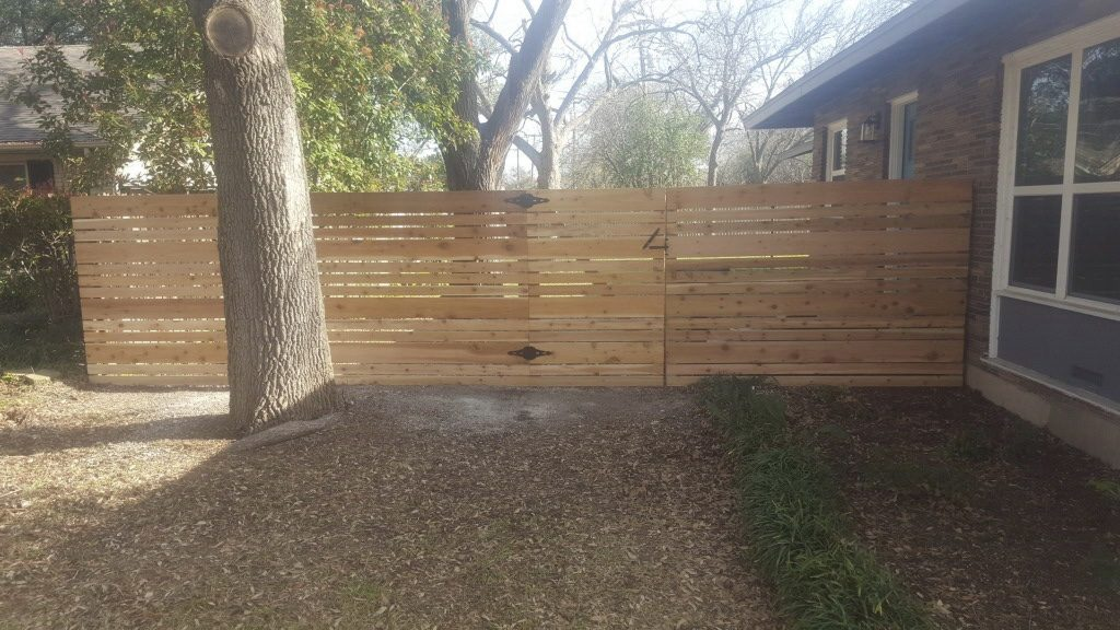 Adam Heath Construction Waco - Privacy Fence Construction