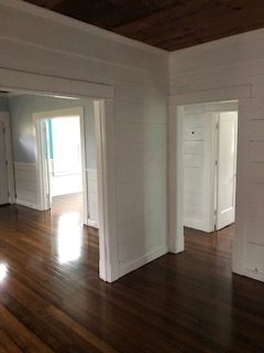 AHC Waco - New Shiplap & Refinished Floors