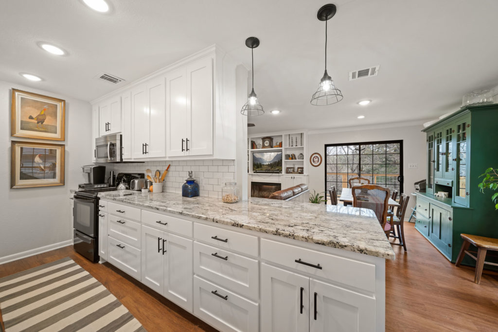 Adam Heath Construction - Kitchen Remodel Waco, Texas